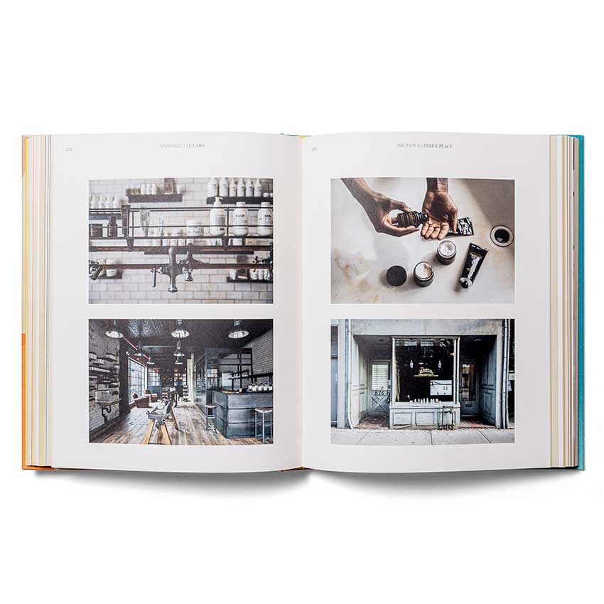 The Essence - Gestalten - Interior pages (photo: Romain Bassenne)