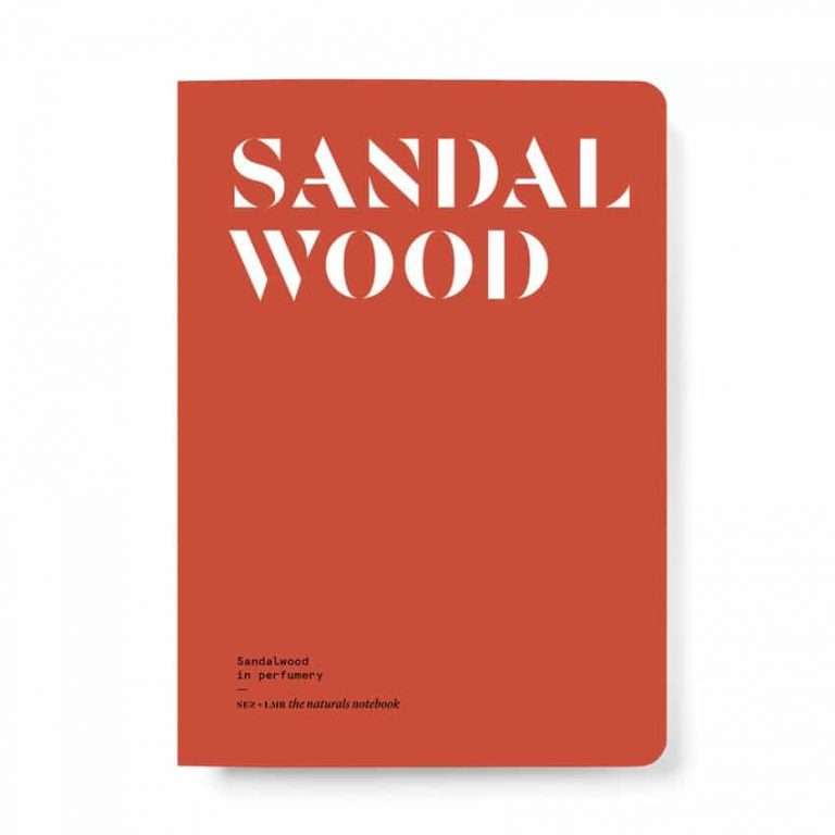 Cover - Sandalwood in Perfumery