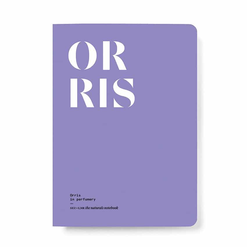 Cover - Orris in Perfumery